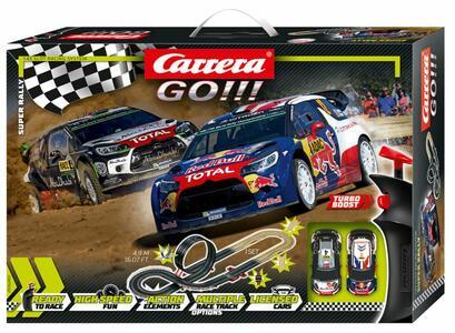 Autopista Elettrica Carrera GO!!! Super Rally