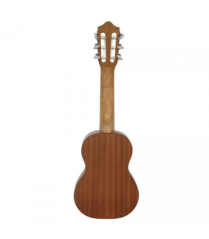 ADMIRA Guitarlele - Natural (con borsa)