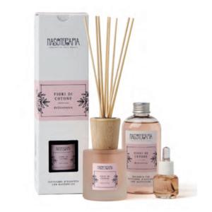 Nasoterapia - Fiori di Cotone Essenza aromatica per diffusori