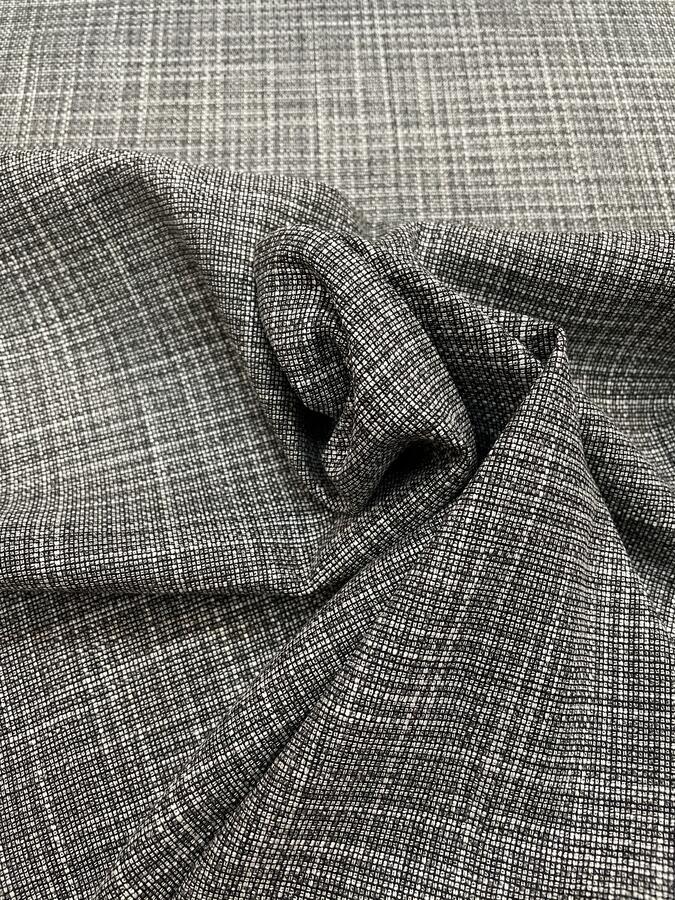 Tessuto uomo lana e seta