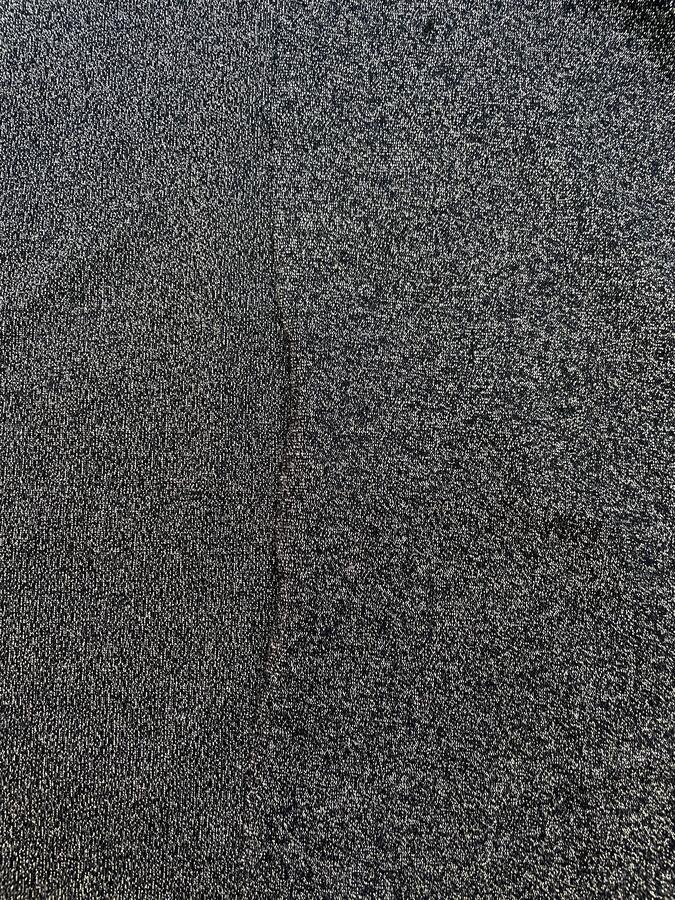 Maglina Jersey cotone lurex blu notte