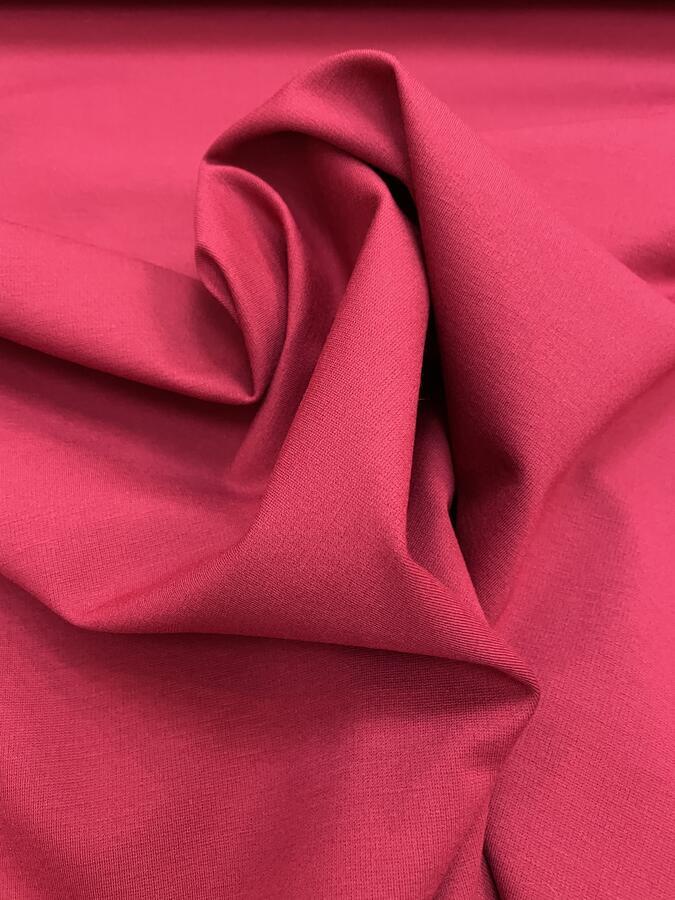 Maglina Jersey punto Milano rosso
