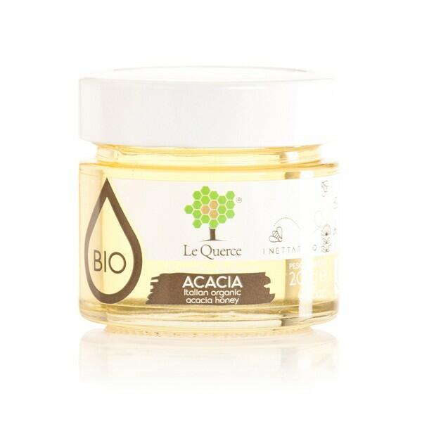 Le querce - Miele di acacia bio 200g