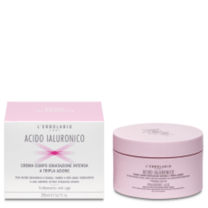 L'Erbolario - Acido ialuronico Crema corpo
