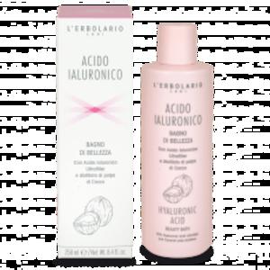 L'Erbolario - Acido ialuronico Bagno di bellezza