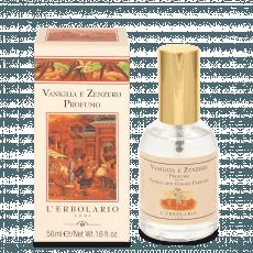 L'Erbolario - Vaniglia e Zenzero Profumo 50ml