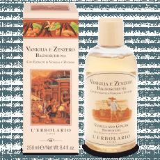 L'Erbolario - Vaniglia e Zenzero Bagnoschiuma