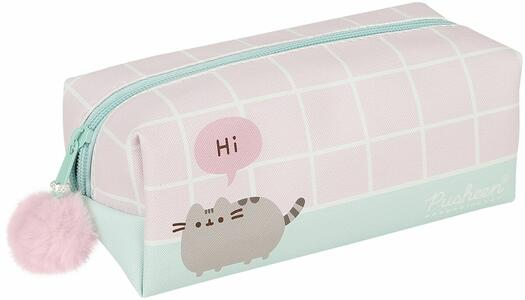Pusheen - Hi Bye pencil case