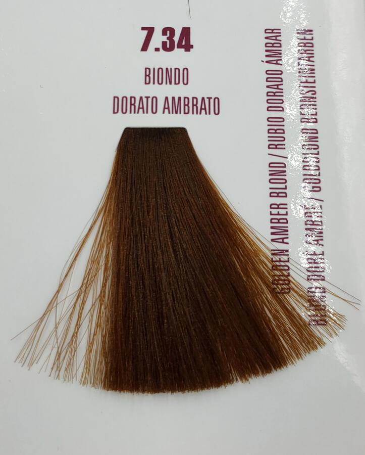 COLORMODE 7.34 BIONDO DORATO AMBRATO 100 ML