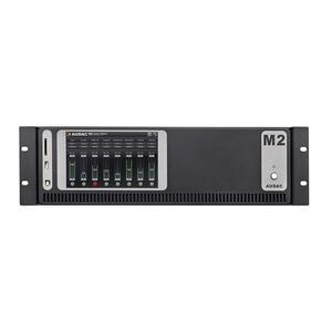 AUDAC M2 - Mixer/Matrice digitale audio Multi-media, 8x8