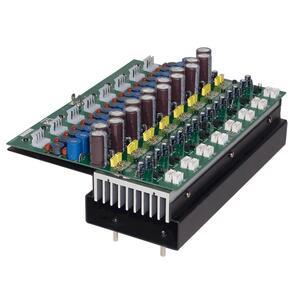 AUDAC POW2 Kit amplificatore di potenza 16 canali (16 per 60 watt 8 ohm) per M2 e R2