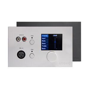 AUDAC DW5066 Pannello da incasso digitale ALL IN ONE per R2 e M2