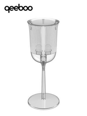 Lampada da Tavolo Goblets Small di Qeeboo in Policarbonato, Varie Finiture - Offerta di Mondo Luce 24