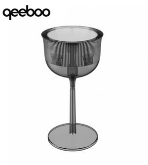 Lampada da Tavolo Goblets Medium di Qeeboo in Policarbonato, Varie Finiture - Offerta di Mondo Luce 24