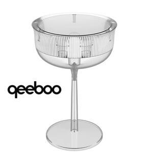 Lampada da Tavolo Goblets Large di Qeeboo in Policarbonato, Varie Finiture - Offerta di Mondo Luce 24