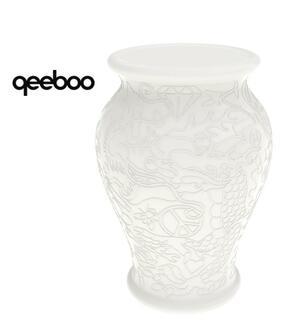 Lampada/Sgabello da Terra Ming con LED ricaricabile di Qeeboo - Offerta di Mondo Luce 24