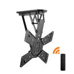 Sqthumb 06303 remote control motorized flip down ceiling mount