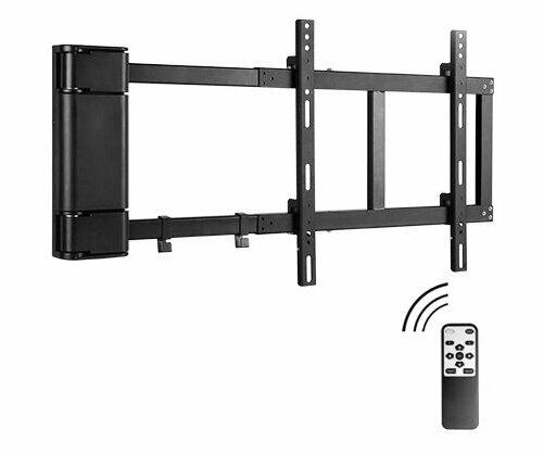 "Lithe Audio 90 Remote Control Motorised TV Wall Mount - 32""/60"""
