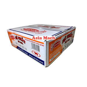ACK DN INSTANT NOODLES BEEF BALL 80GRX30