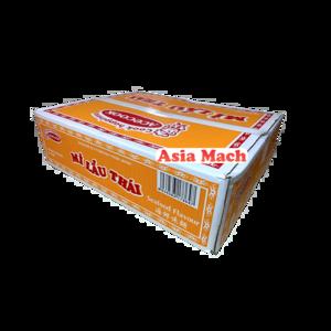 ACK INSTANT NOODLES SEAFOOD (MI LAU THAI) 30X81GR