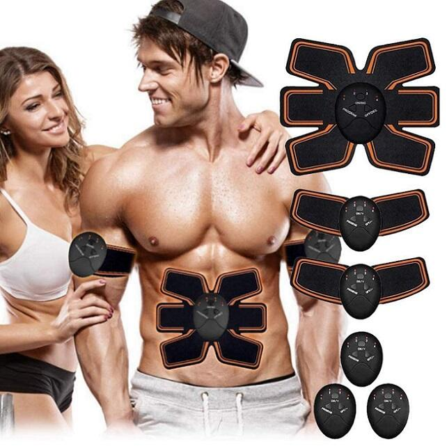 Elettrostimolatore Per Addominali Muscolare Glutei Massaggiatore Cervicale