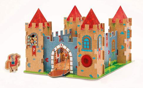 Play Creative - Il Castello delle Avventure - Clementoni 15260 - 4-6 anni