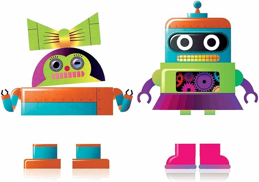 Sapientino - Mamma che Robot - Clementoni 16158 - 3+ anni