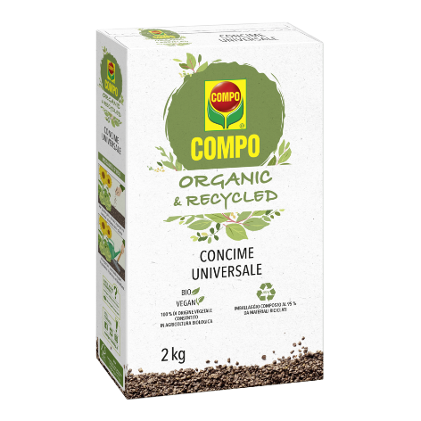 Concime Organic & Recycled 2 Kg Compo