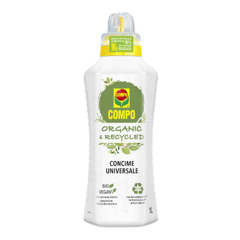 Concime Organic & Recycled 1L Compo