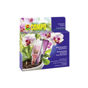 Compo Nutrimento in Gocce Orchidea 150 ml