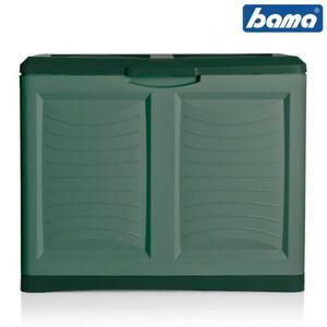 Baule Bama Mettitutto 78x45x64h Muschio