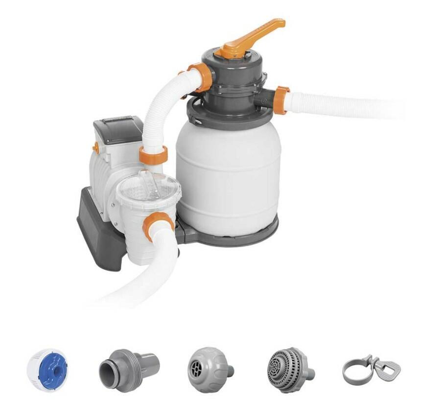 Pompa Filtro a Sabbia JE 5600 Bestway
