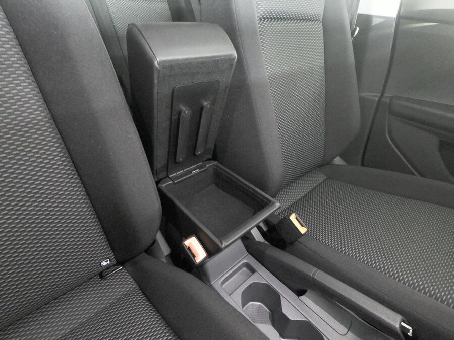 Bracciolo regolabile con portaoggetti per Volkswagen T-Cross