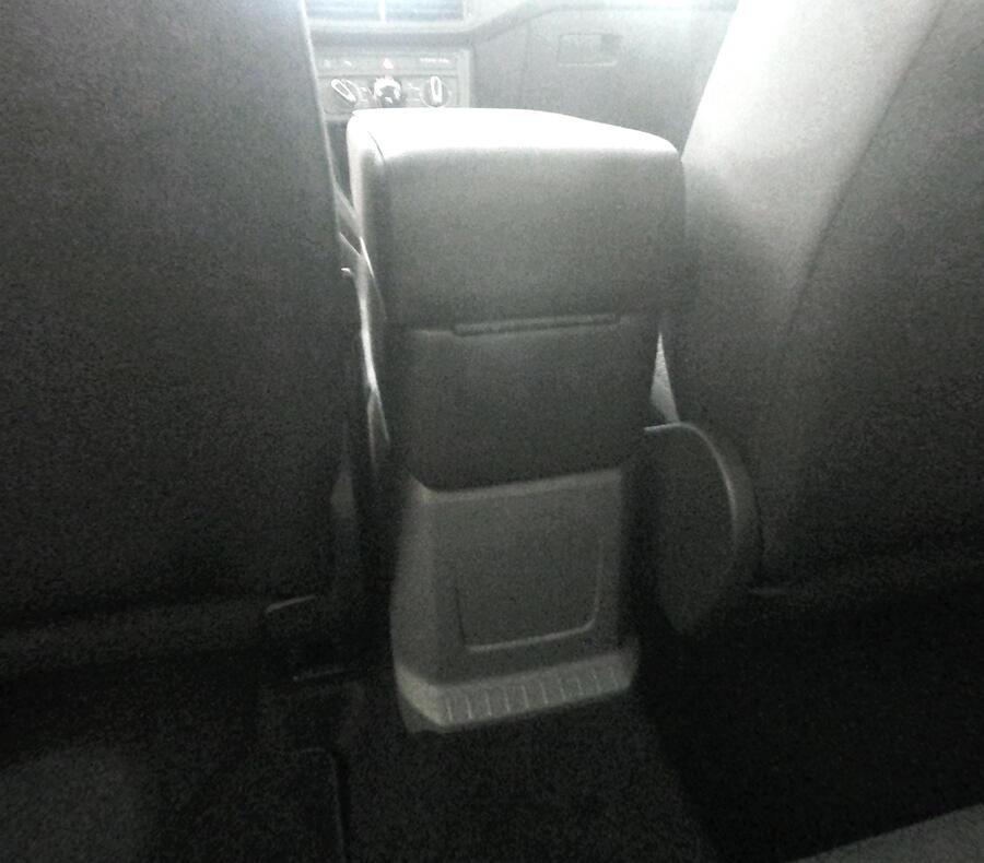 Accoudoir réglable en longueur avec porte-objet pour Volkswagen T-Cross