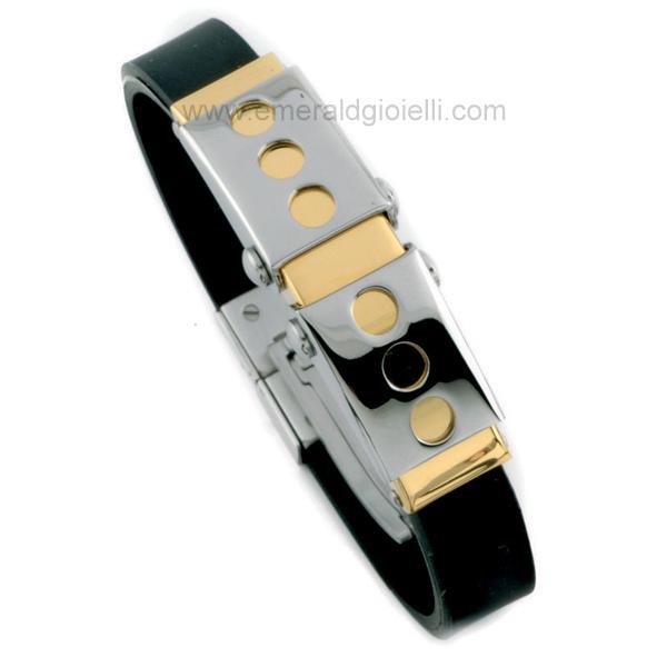 A605 Bracciale Uomo TSC gioielli