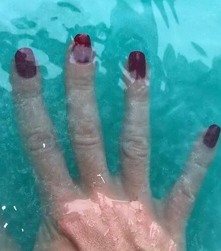 Shimmer da bagno Essere una Sirena