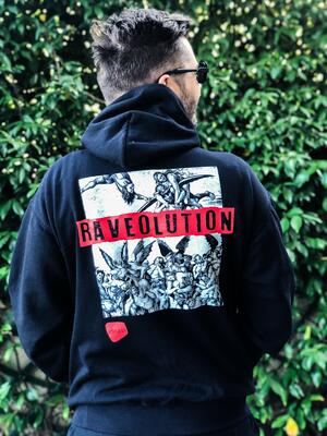 HOODIE RAVEOLUTION