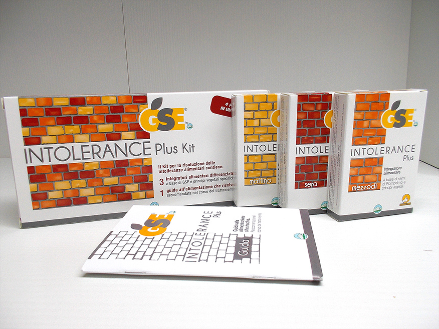 GSE - INTOLERANCE PLUS KIT