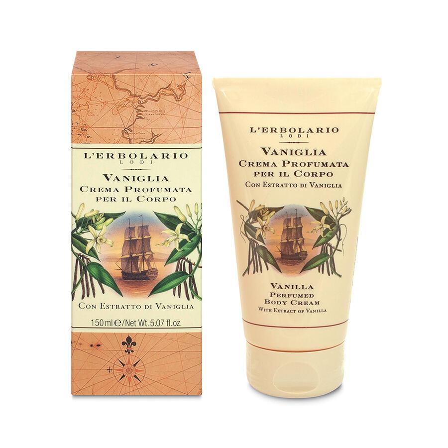 L'Erbolario - Vaniglia Crema profumata per il corpo