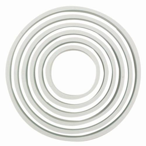 Set 6 stampi rotondi plastica PME