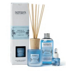 Nasoterapia - Mirto e Gelsomino Essenza aromatica per diffusori