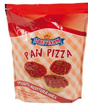 Pan Pizza 150 gr Trevisan