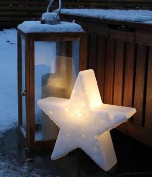 Lampada da Esterno Shining Star Ø 60 cm di 8 Seasons Design, Varie Finiture - Offerta di Mondo Luce 24