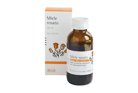 MIELE ROSATO - SELLA 50 ml