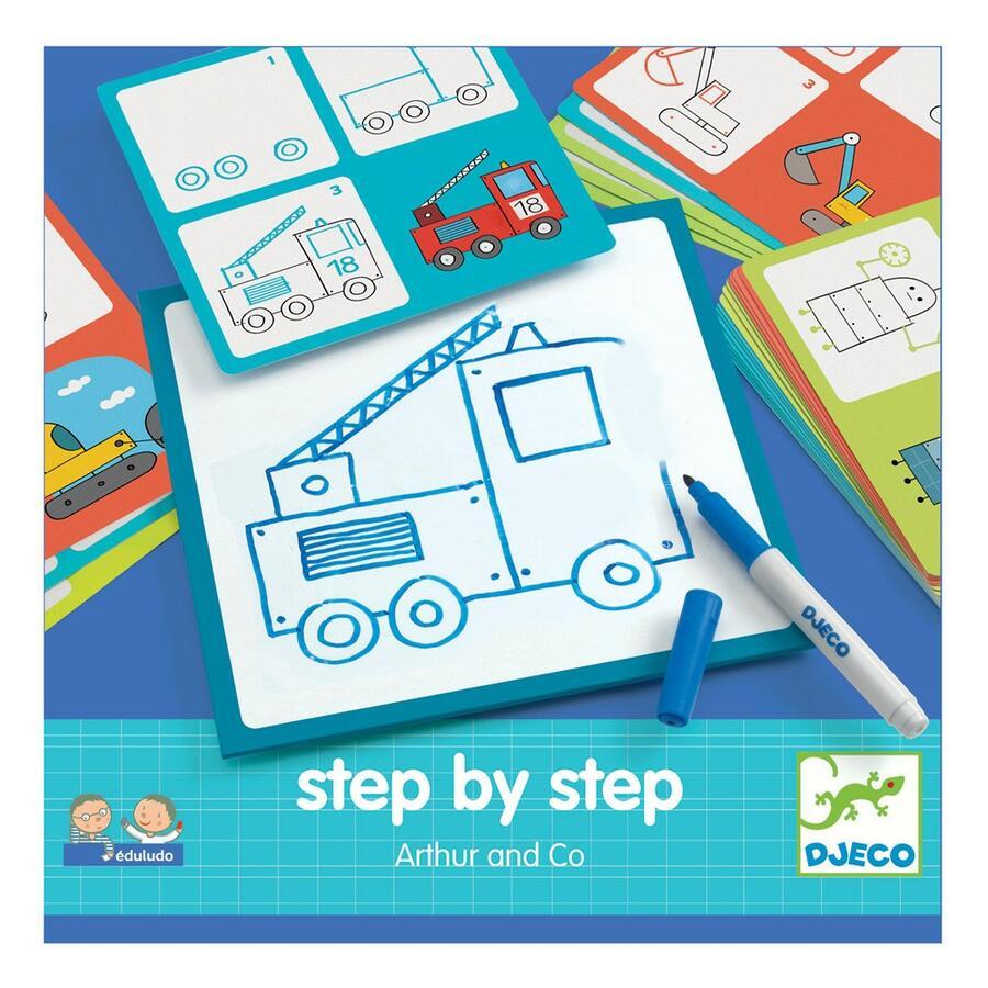 Step by Step Arthur