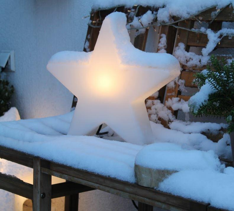 Lampada da Esterno Shining Star a LED Ø 60 cm di 8 Seasons Design - Offerta di Mondo Luce 24