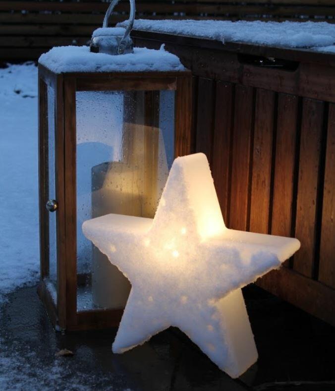 Lampada da Terra Shining Star a LED Ø 80 cm di 8 Seasons Design - Offerta di Mondo Luce 24