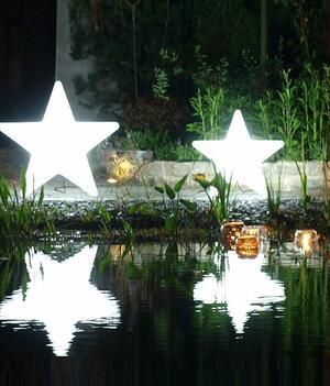 Lampada da Esterno Shining Star con Modulo Solare Ø 80 cm di 8 Seasons Design - Offerta di Mondo Luce 24