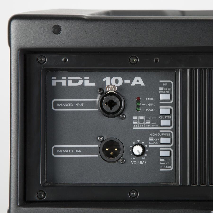 RCF HDL 10-A MODULO LINE ARRAY ATTIVO
