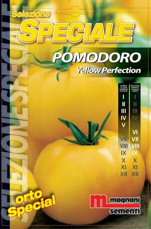 Sementi di Pomodoro Yellow Perfection